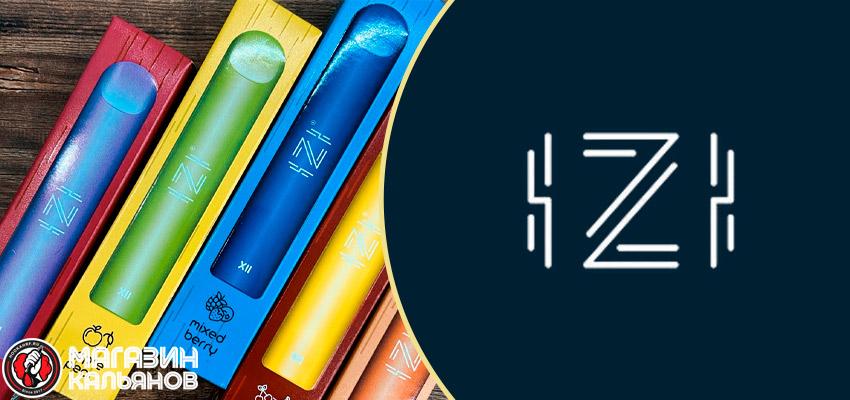 Электронные сигареты IZI