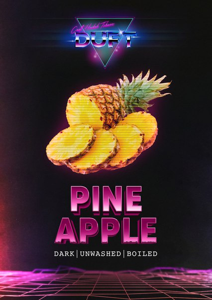Duft Pineapple 100 гр