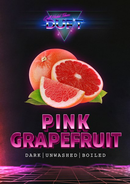 Duft Pink Grapefruit 100 гр