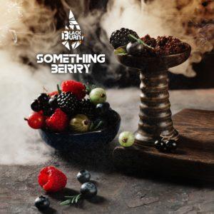 Black Burn Something Berry 100 гр