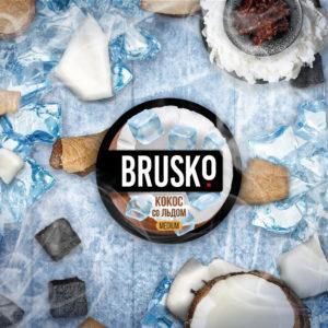 Brusko Кокос Со Льдом 50 гр