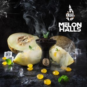 Black Burn Melon Halls 100 гр