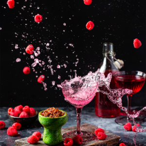 B3 Raspberry Soda 50 гр