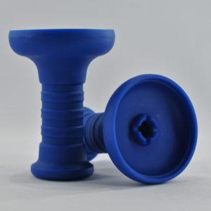 Чаша Силикон H1 Синяя