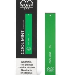 Puff Bar Cool Mint