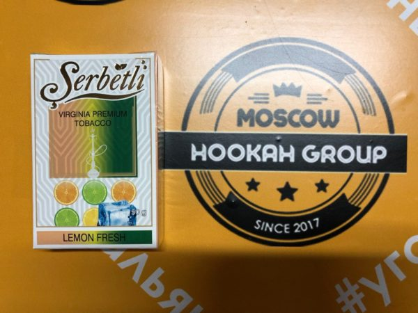 Serbetli Lemon Fresh 50 гр
