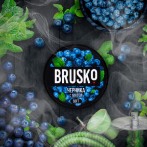 Brusko Черника с мятой 50 гр