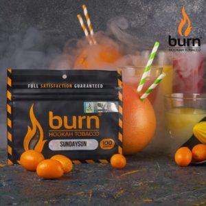 Burn Sundaysun 100 гр