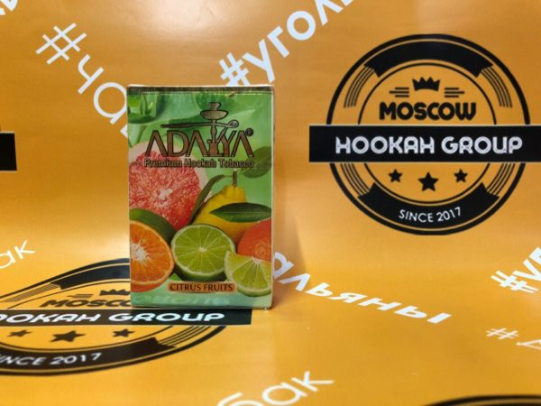Adalya Citrus Fruits 50 гр