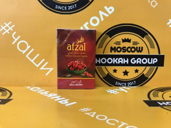 Afzal Red Cherry 40 гр