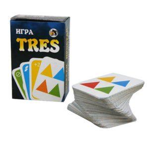 Карточная Игра Tres