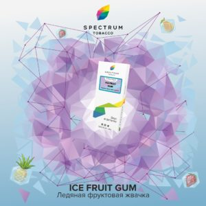 Spectrum Ice Fruit Gum 100 гр