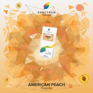 Spectrum American Peach 100 г