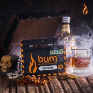 Burn Golden Rum 100 гр