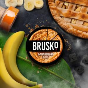 Brusko Банановый Пирог 50 гр