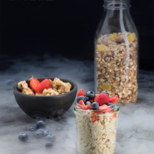 Dark Side Admiral Acbar Cereal 250 гр Core
