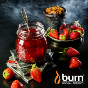 Burn Strawberry Jam 100 гр