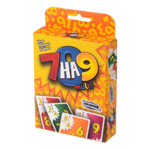 7 на 9 Multi Настольная Игра