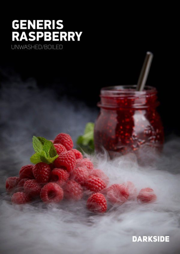 Dark Side Generis Raspberry 100 гр Core