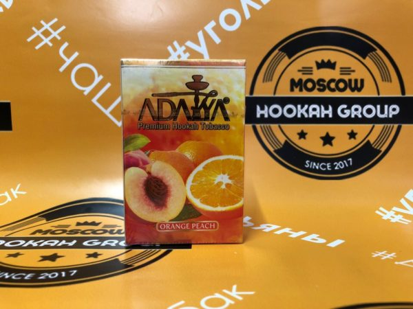 Adalya Orange Peach 50 гр