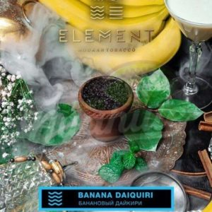 Element Banana Daiquiri Вода 40 гр