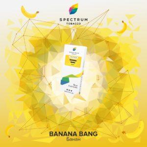 Spectrum Bang Banana 40 г