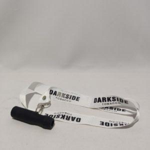 Мундштук Индивидуальный С Логотипом  Dark Side White