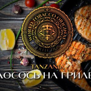 Wto Salmon Grill 20 гр Tanzania