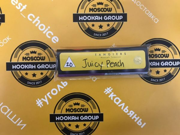 Tangiers Juice Peach 250 г Noir