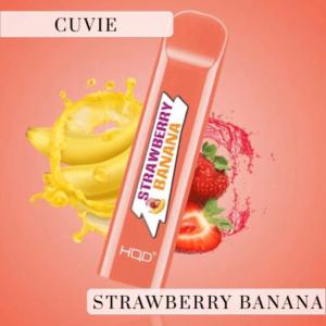 HQD Cuvie Клубника с бананом