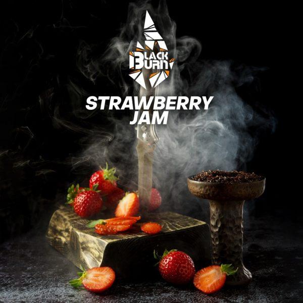 Black Burn Strawberry Jam 100 гр